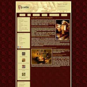 Almerlin - Historische Stoffe