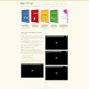 Guy Laforge - Bücher für Gesundheit und Lebensfreude